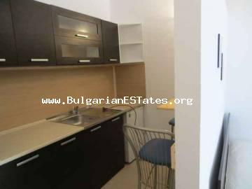 "Studio is for sale in the complex of ""Blue Summer"", Sunny beach, Bulgaria."
