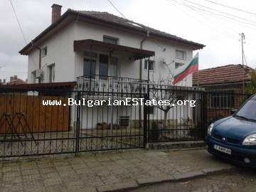 Renovated house for sale in Elhovo, Bulgaria.