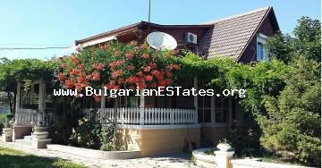For sale is two-storey house in Bulgaria in the seaside city of Bourgas, quarter of Banevo.