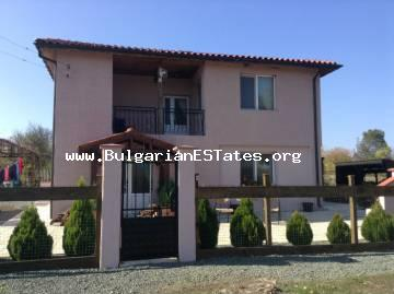 Buy inexpensive, fully renovated house in the village of Dragantsi, just 50 km from the sea city of Bourgas.