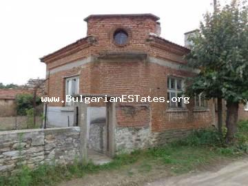 One-storey house is for sale in the Bulgarian village of Ustrem, Haskovo region
