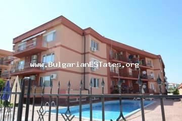 Great deal - large one-bedroom apartment in Ravda, Bulgaria.