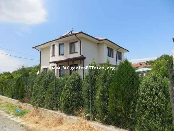 A single family detached house for sale in the village of Laka only 5 km away from the sea.