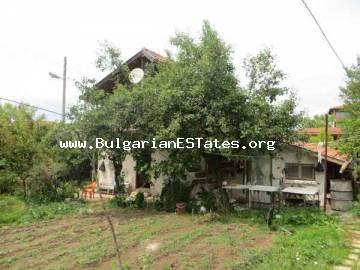 Property for sale in Izvorishte village just 20 km from the city of Bourgas and the sea.