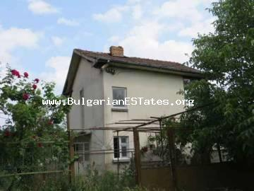 House for sale only 15 km from the city of Bourgas.