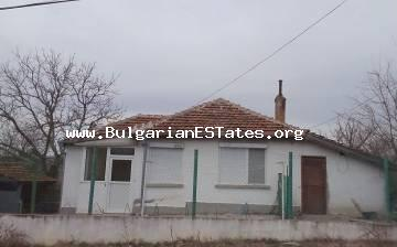 Buy renovated bungalow in the village of Cherni Vrah, only 16 km from the city of Bourgas.