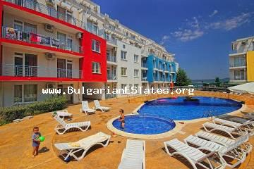"Sunny Beach! Furnished apartment in complex ""Sunny Day 3""!"