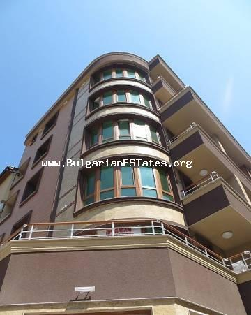 One bedroom apartment for sale in Pomorie, just 80 meters from the beach and resort.