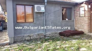 Our new offer – A house for sale in the village of Gilyovtsa, 14 km from the sea.