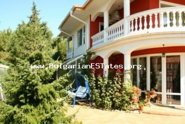 "Luxury house for sale in Sveti Vlas at a distance of 350 m from the beach and ""Marina Dinevs"""