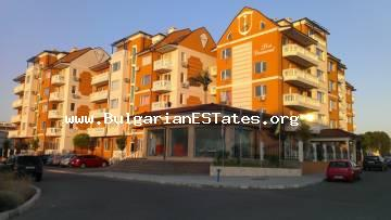 "Affordable studio is offered for sale in the complex ""Sea Diamonds"", Sunny Beach"