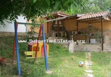 We would like to offer for sale a new two-storey furnished house in Strandzha mountains, Mladezhko village, only 55 km from the sea and the town of Bourgas.