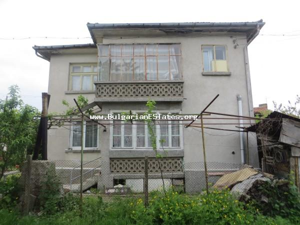 A house is for sale in the very centre of the Strandzha Mountains in the village of Gramatikovo, just 30 km from the sea and the town of Tsarevo.