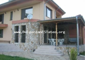 A house is for sale in the village of Golyamo Bukovo in the mountains of Strandzha, 50 km from the city of Bourgas.