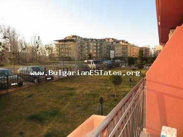 "For sale is one-bedroom apartment in ""Afrodita"" complex, Sunny Beach resort."