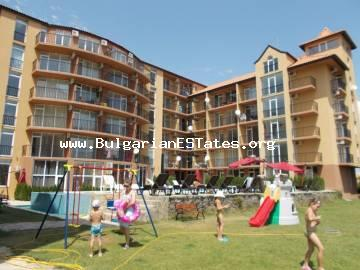 A large studio is offered for sale on beneficial terms in the new vacation complex Sunny View South in the Sunny Beach resort for only 18,800 Euro.
