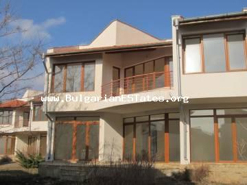 A new house is for sale in the village of Kosharitsa only in three kilometers from the Sunny Beach resort and the sea.