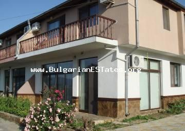 House is offered for sale in the village of Poroy, just 15 km from Sunny Beach, the sea and 25 km from the city of Burgas.