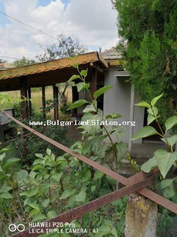 Affordable  renovated one-storey house in the village of Asparuhovo, 27 km from the city of Bourgas.