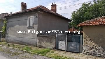 We offer for sale two-storey house in the village of Tenevo, Tundja Municipality, Yambol District.