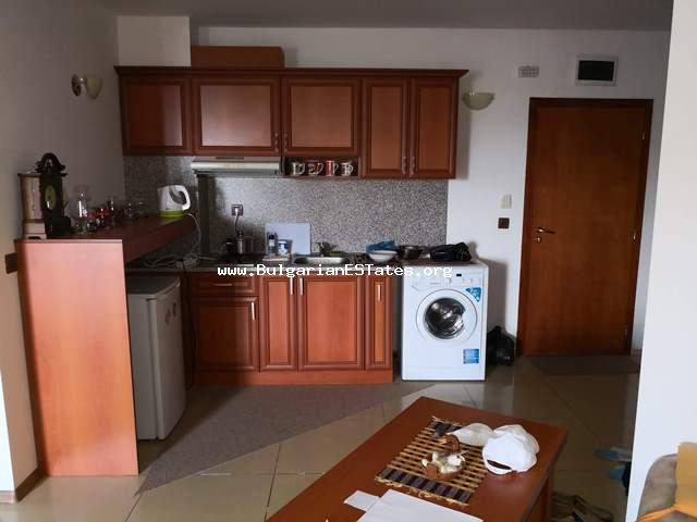 Affordable studio is for sale in the complex of California, Sunny Beach resort.