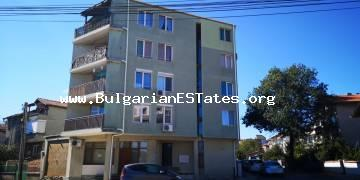A large two-bedroom apartment is for sale in the city of Burgas in the Sarafovo residential area.
