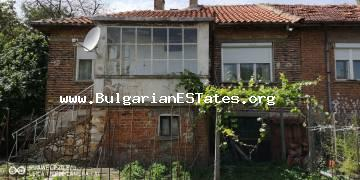 Renovated two-storey house is for sale in the town of Malko Tarnovo, 65 km from the city of Burgas and 9 km from Turkey.