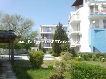 Affordable apartment is for sale in Ravda, Burgas region.