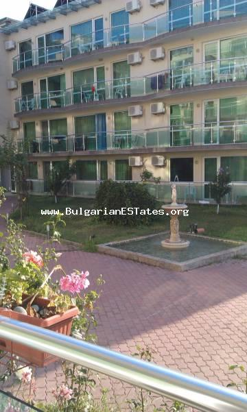 One-bedroom apartment for sale in Сlara complex, Sarafovo residential area, Burgas.