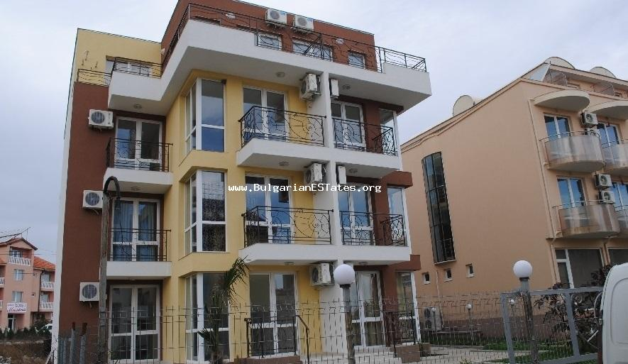 No annual maintenance fee!!!!Affordable large studio with furniture is for sale in Ravda.