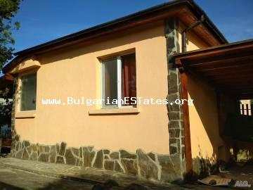 We present to your attention a two-storey, renovated house in the village of Yasna Polyana, just 15 km from Primorsko and the sea.