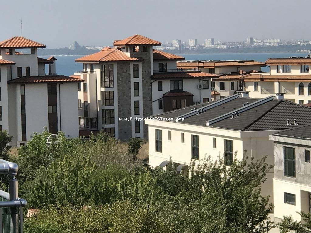 One-bedroom apartment is for sale in Sarafovo, Burgas.