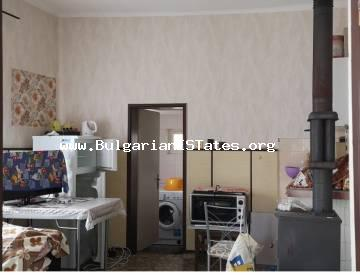 Affordably a small renovated house is for sale in the town of Sredets, 25 km from Burgas and the sea.