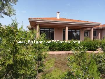 New house for sale in the village of Marinka, 5 km from the sea and 10 km from the city of Burgas.