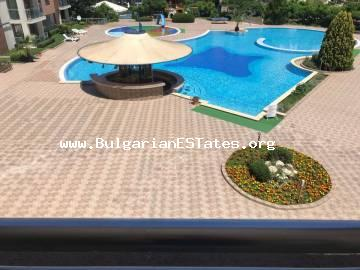 "One bedroom apartment is for sale in the complex ""Sun City 1"", Sunny Beach resort."