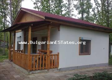 Cottage is for sale just 800 meters from the beach in the town of Primorsko.