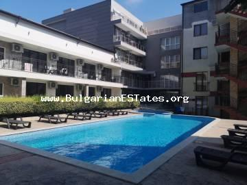 We offer for sale a luxury onebedroom apartment with sea view in Ravda!!!