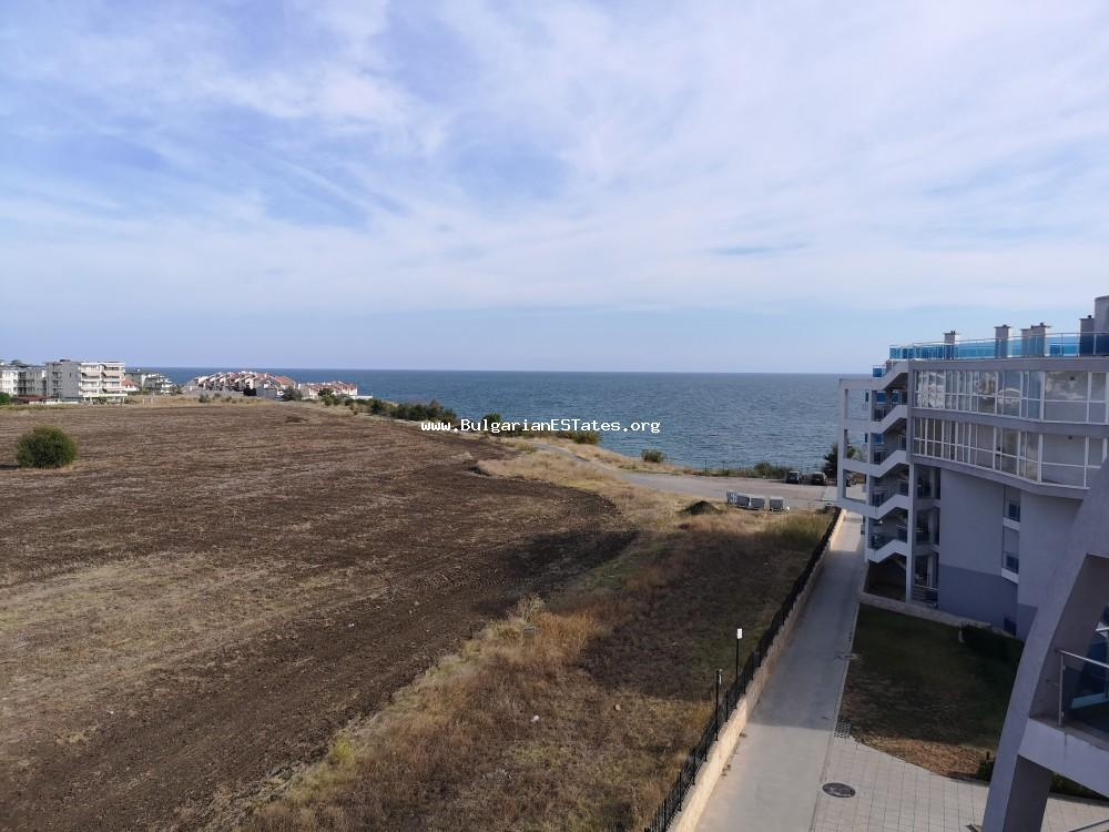 We are selling studios, one and two bedroom apartments on the first line and with sea view in Ravda!