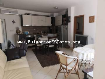 AFFORDABLE PROPOSAL!!! Luxury two-bedroom apartment is for sale in Ravda, only 200 m from the beach and the centre!!!