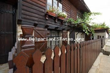 We offer for sale a renovated house in the village of Vezenkovo, 90 km away from the city of Burgas, near the Luda Kamchia River.