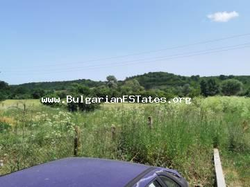 Building plot in the village of Marinka, only 5 km from the sea and 10 km from Burgas.