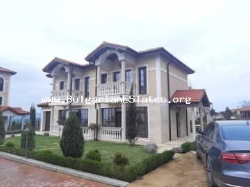 "We offer for sale a luxury house located in the complex ""House Garden"", Cholakova cheshma locality, Kosharitsa, 4 km from Sunny Beach and the sea."
